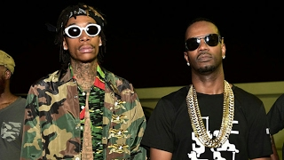 Juicy J feat. Wiz Khalifa - Always High