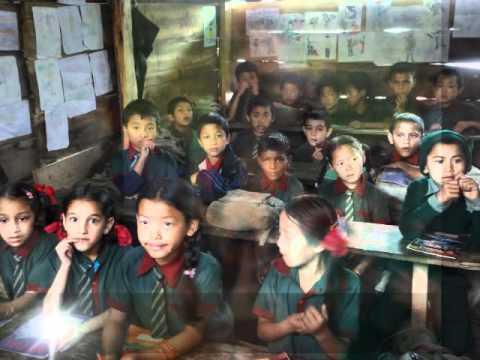 伊甸海外志工 233T 回顧影片  Darkha, Nepal