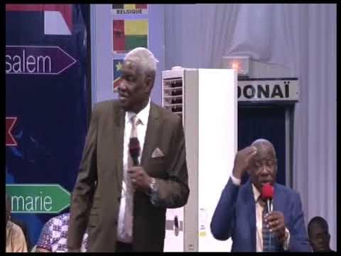 10 01 2018  Message d'ouverture   Dr Mamadou P  KARAMBIRI