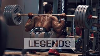 Bodybuilding & Fitness Workout Motivation | AESTHETIC LEGENDS