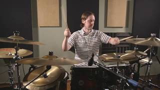 Matt Chancey - Post Malone - Better Now (Drum Cover)