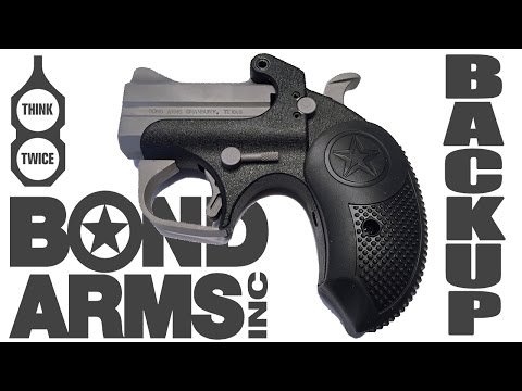 Bond Arms Backup Review