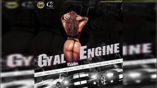 Lady Lava - Tail Light (Gyal Engine Riddim) (Trinidad Dancehall)