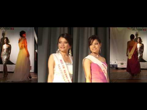 Miss UK Nepal 2012 Final (The Highlights)