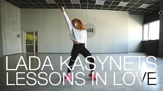 TGT - Lessons In Love | Choreography by Lada Kasynets | D.side dance studio