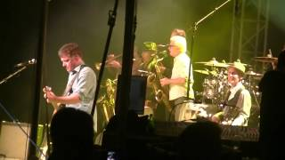 Huey Lewis and the News-Back In Time live in Mequon,WI 7-15-16