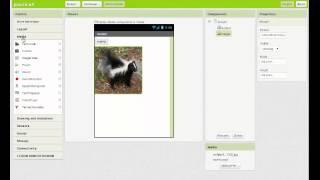 como reproducir sonido con solo un click en app inventor2
