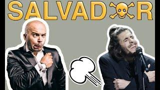Recado para o Salvador Sobral...