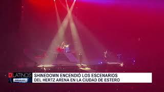 Shinedown encendió el Hertz Arena