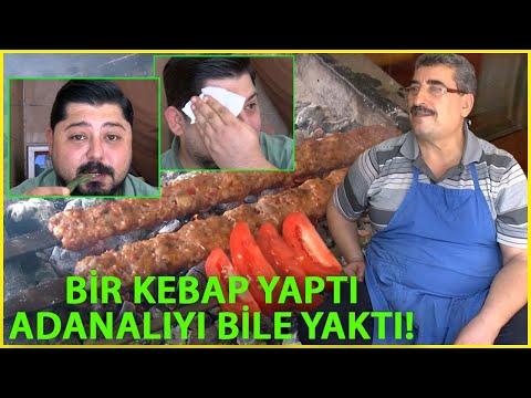 'Adana Kebabının Lezzeti Bıçak Kıymasında...'