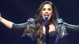 Demi Lovato - Natural Woman (Aretha Franklin Cover) Live - 9/17/16 - The Forum - [HD]