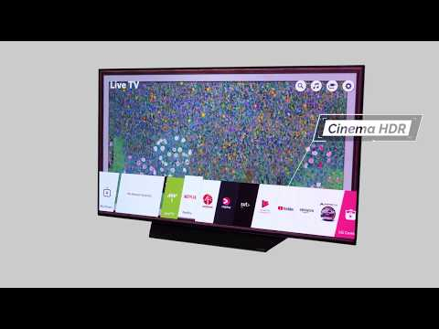 LG OLED B8 - 360 Video