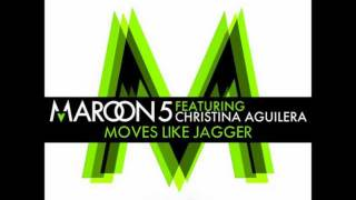 NOW 80 Moves Like Jagger (Clean) - Maroon 5 ft. Christina Aguilera