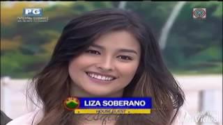 Liza Soberano  Enrique Gil  (sayLizQuen)