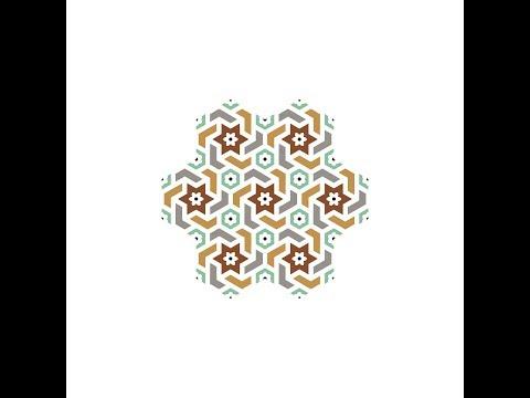 伊斯蘭的幾何拼貼 17