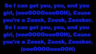 Flo Rida ft. T-Pain -  Zoosk Girl Lyrics