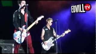 Green Day LIVE Christie Road Venezuela