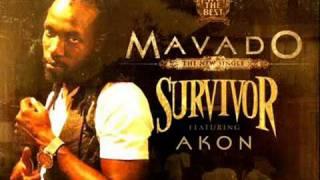 MAVADO FT. AKON - SURVIVOR - DJ KHALED - NOV 2011