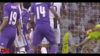 Gol de Casemiro Juventus 1 x 3 Real Madrid   Gols  Melhores Momentos   Final Liga dos Campeões 2017