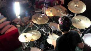 Hands Up- 2PM Drum Cover - John Q.