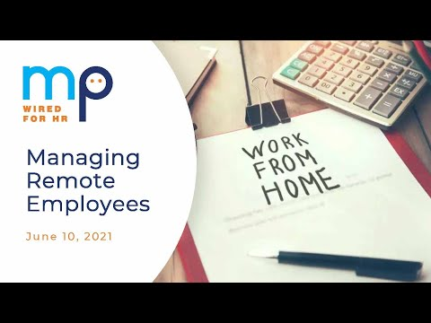Managing Remote Employees How to Maintain Compliance amp Optimize Productivity