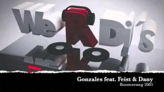 Gonzales feat. Feist & Dany - Boomerang 2005