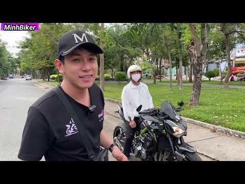 Từ Tay Ga Lên Thẳng Moto PKL KAWASAKI Z900 có dễ không ?   MinhBiker