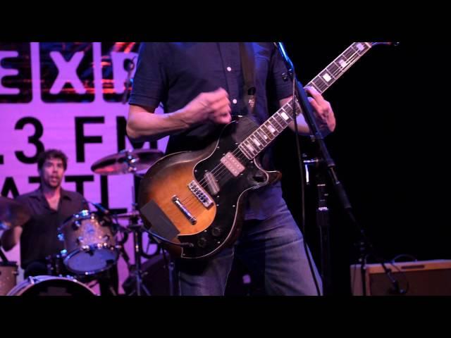 Vídeo de la actuación completa de Superchunk en vivo en KEXP