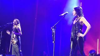 The Corrs (Kiss Of Life / I Never Loved You Anyway) - Manchester Arena - White Light Tour 2016