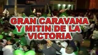 GRAN CIERRE DE CAMAPAÑA FUERZA REGIONAL