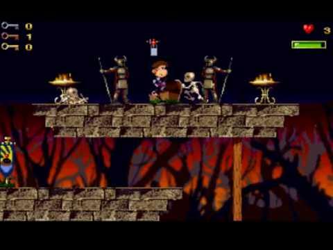 The Last Knight (Island Dream) (MS-DOS) [1997] [PC Longplay]