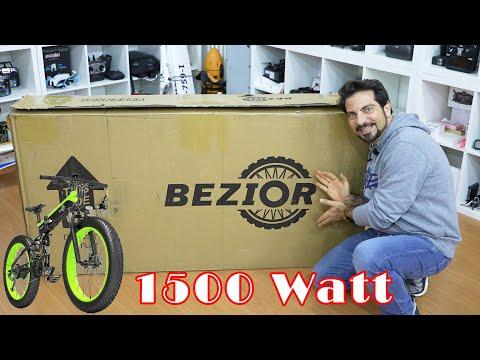 Unboxing Bici Elettrica BESTIA da 1500 W …