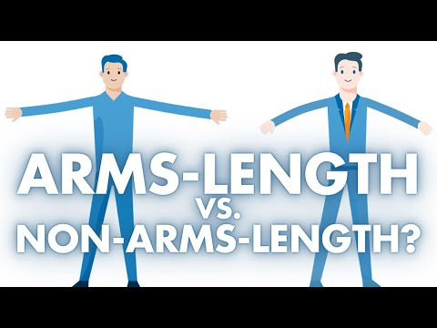 Arms-Length vs Non-Arms-Length: What's the Difference? photo