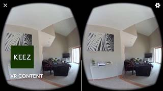 KEEZ 360 VR Property Tour