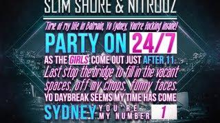 Slim Shore & Nitrouz - Party On! (Official Preview)