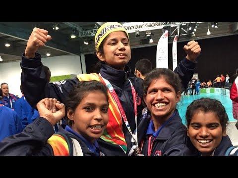 Der Traum von Olympia: SOS-Kind Vidushi aus Indien
