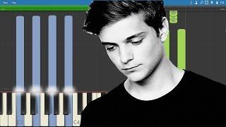 Martin Garrix ft. Bebe Rexha - In The Name Of Love - Piano Tutorial