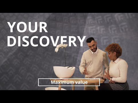 Discovery Store - Personal consultations