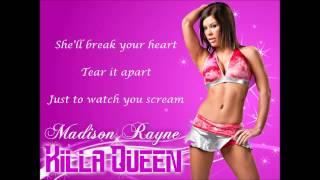 Madison Rayne TNA Theme - Killa Queen (lyrics)