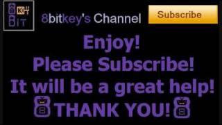 8-bit music - 8bitkey - Luxology
