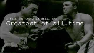 Boxing Motivation: Muhammad Ali
