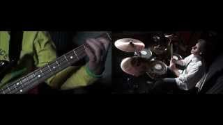 Nickelback - When We Stand Together (drum-bass cover)