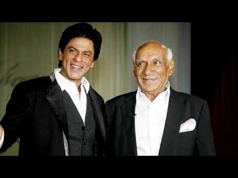 Shah Rukh Khan Talks At Length About Yash Chopra