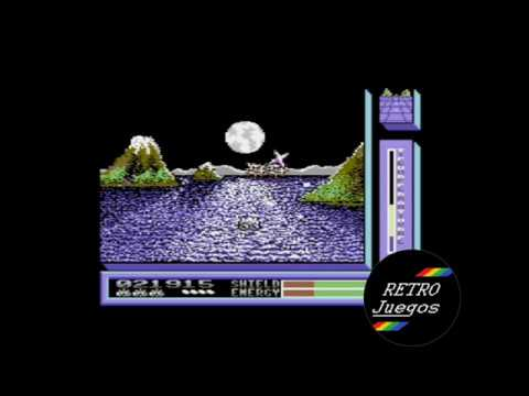 UFO (Commodore 64) - Review por RETROJuegos de Fabio Didone