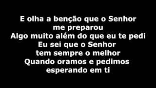 Oração do Amor - Play Back - Legendado
