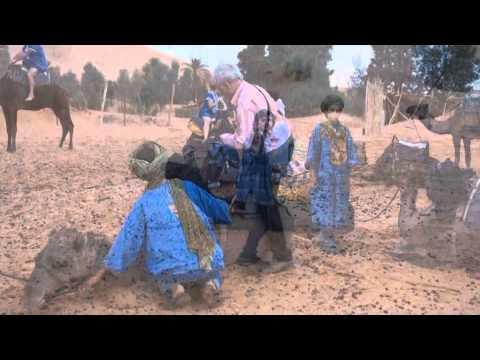 Morocco Merzouga Erg Chebbi Dromedary Riding Ennio 2011