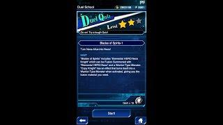 Yugioh Duel Links - Duel Quiz Level 2 : Blades of Spirits 1
