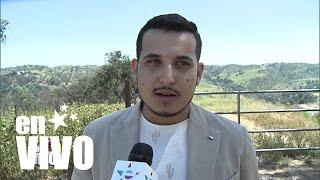 Omar Ruiz le responde a quienes lo critican por fumar mariguana en sus shows.- En Vivo