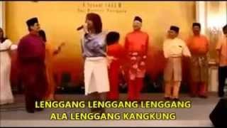 TERBARU !! IQWAL feat DS NAJIB 'LENGGANG ALA KANGKUNG'