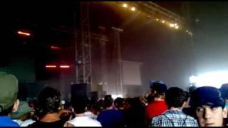 DJ Rush Monegros 2010